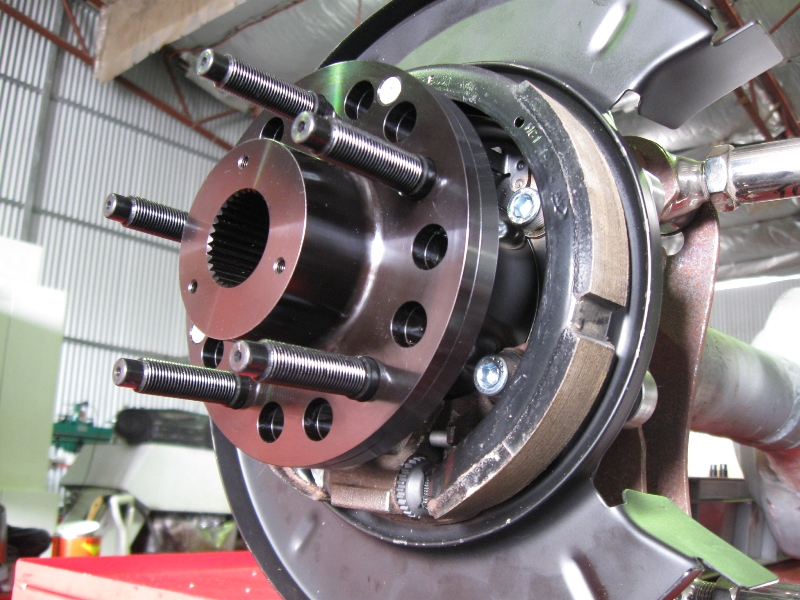 Holden Commodore Based Street Brake Kit Race Products