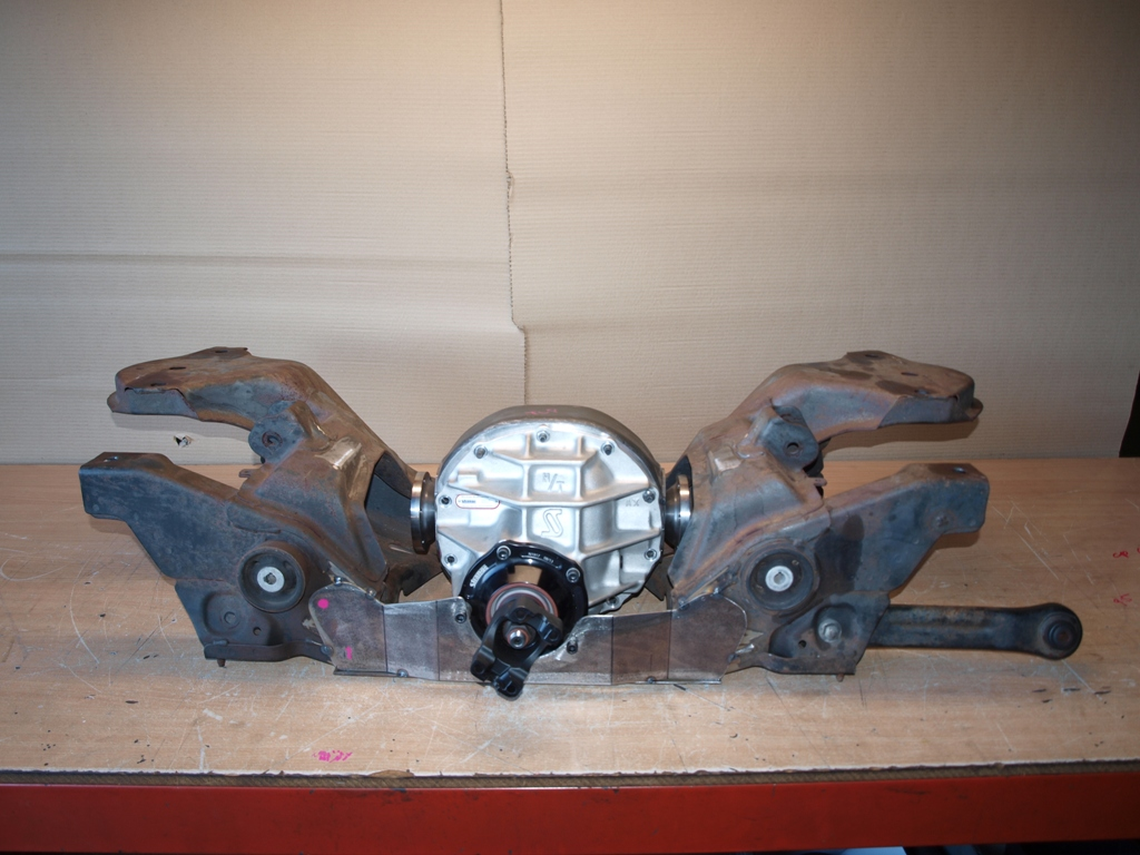 Sheet Metal 9 Inch Diff Housing Altra 9 Workshop Projects