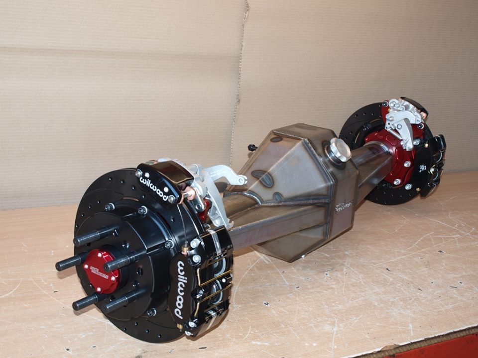 Race Products Sheet Metal Diff Housings For 9 Race Products