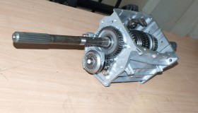 Torana Diff Fabrication   Race Products